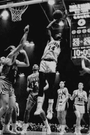 1959 Cincinnati Royals Season