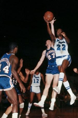 1964 Cincinnati Royals Season