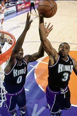 1995 Sacramento Kings Season