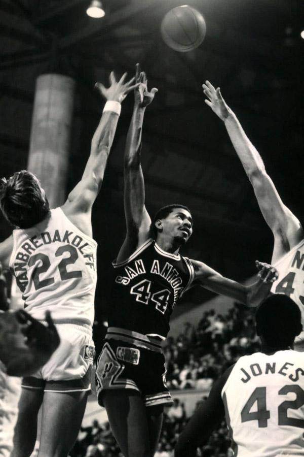 1981 San Antonio Spurs season