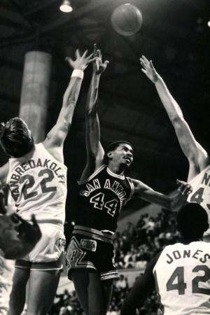 1980-81 San Antonio Spurs Season