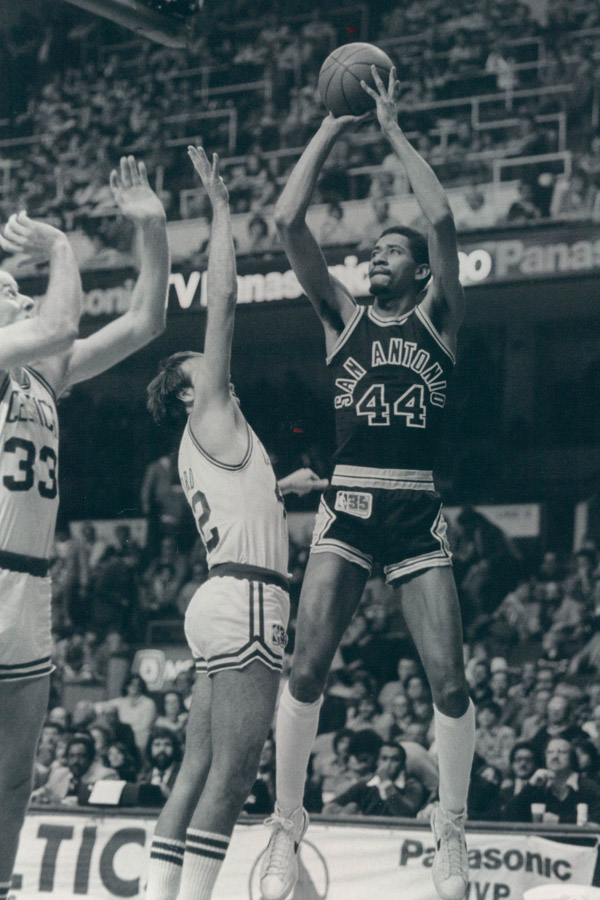 1982 San Antonio Spurs season