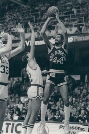 1981-82 San Antonio Spurs Season