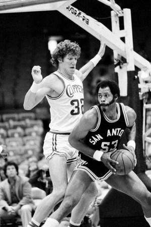 1982-83 San Antonio Spurs Season