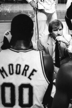 1983-84 San Antonio Spurs Season