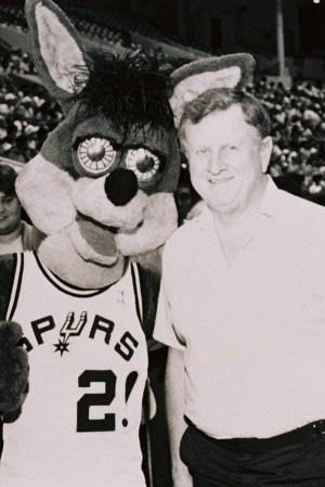 1986-87 San Antonio Spurs Season