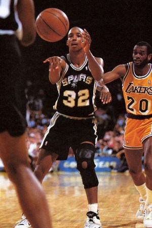 1991-92 San Antonio Spurs Season
