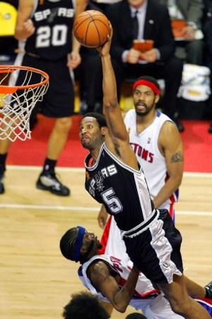 2005 NBA Season