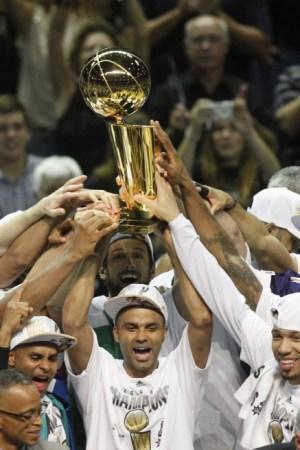 2013-14 San Antonio Spurs Season