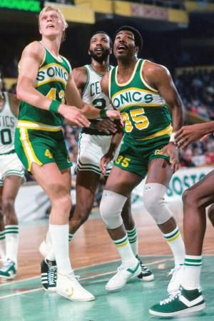 1978 Seattle Supersonics Season