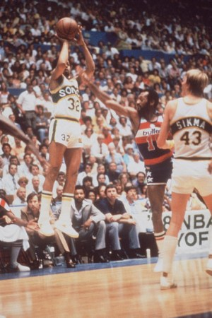 1980 Seattle Supersonics Season
