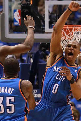 2012 Oklahoma City Thunder season