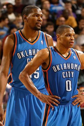 2013 Oklahoma City Thunder Season