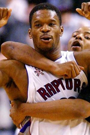 2001-02 Toronto Raptors Season