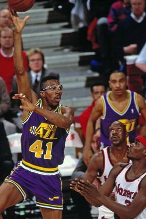 1984 Utah Jazz Season
