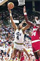 1985 Utah Jazz Season