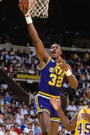 1986 Utah Jazz Season