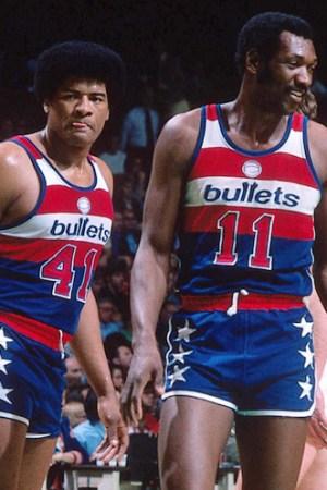 1974-75 Washington Bullets Season