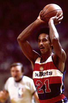 1976-77 Washington Bullets Season