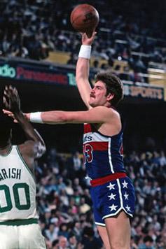 1980-81 Washington Bullets Season