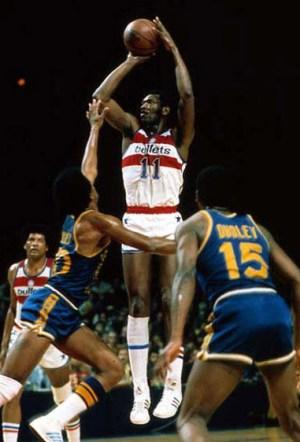 1983-84 Washington Bullets Season