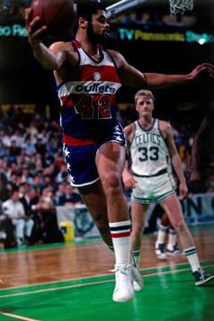 1984-85 Washington Bullets Season