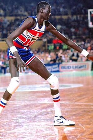 1985-86 Washington Bullets Season