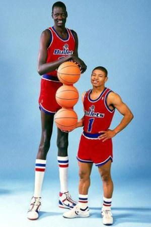 1986-87 Washington Bullets Season