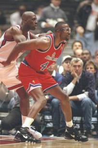 1992-93 Washington Bullets Season