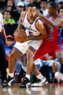 1994-95 Washington Bullets Season