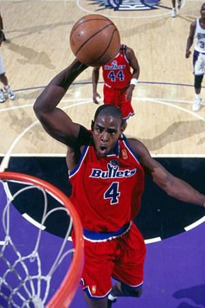 1996-97 Washington Bullets Season
