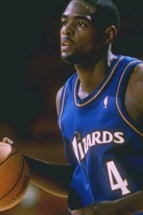 1997-98 Washington Wizards Season