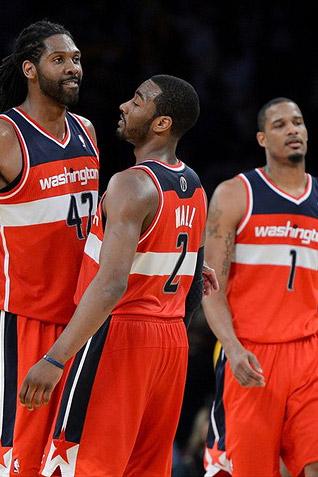 2013 Washington Wizards season