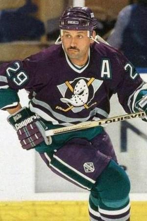 1993-94 Anaheim Mighty Ducks Season
