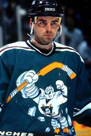 1995-96 Anaheim Mighty Ducks Season