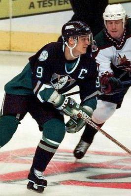 1996-97 Anaheim Mighty Ducks Season