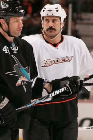 2008-09 Anaheim Ducks Season