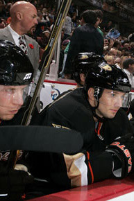 2009-10 Anaheim Ducks Season