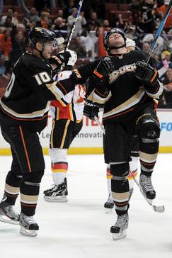 2011-12 Anaheim Ducks Season