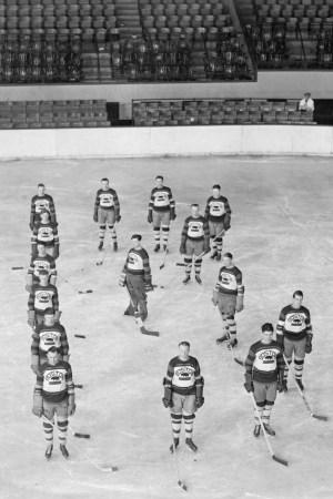 1931 Boston Bruins Season
