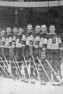 1935 Boston Bruins Season