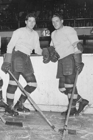 1936 Boston Bruins Season