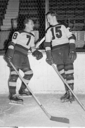 1937 Boston Bruins Season