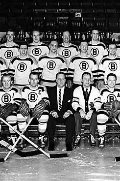 1954 Boston Bruins Season