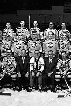 1961 Boston Bruins Season
