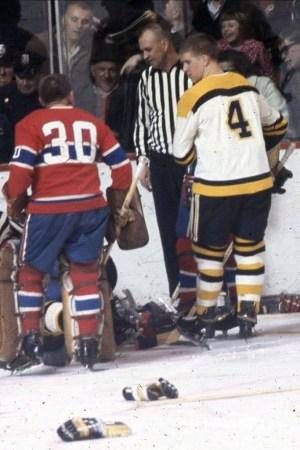 1964 Boston Bruins Season