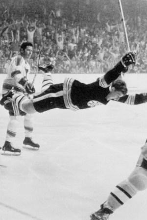 1970 Boston Bruins Season