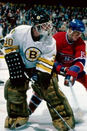 1987 Boston Bruins Season