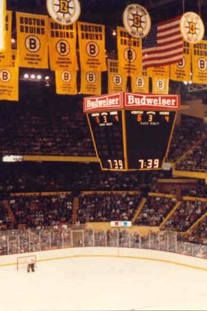 1988 Boston Bruins Season