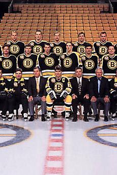 1995 Boston Bruins Season
